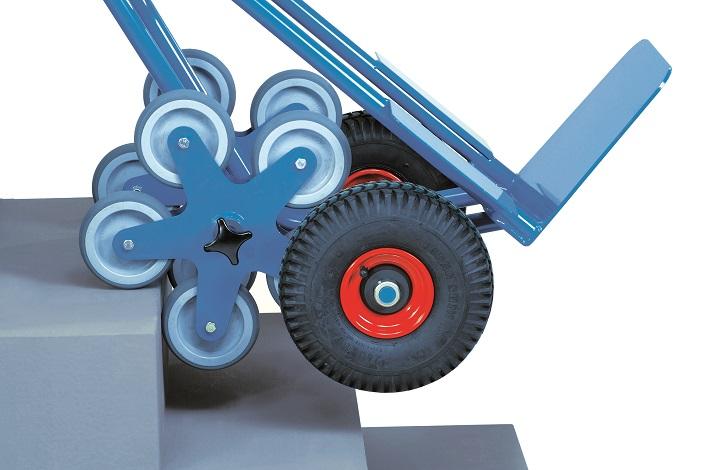 Diable 3 roues 5 roues escaladeur manutention - Diable 3 roues ...